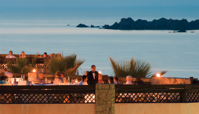 Hotel Marinedda Restaurants North Sardinia: local and Mediterranean dishes.