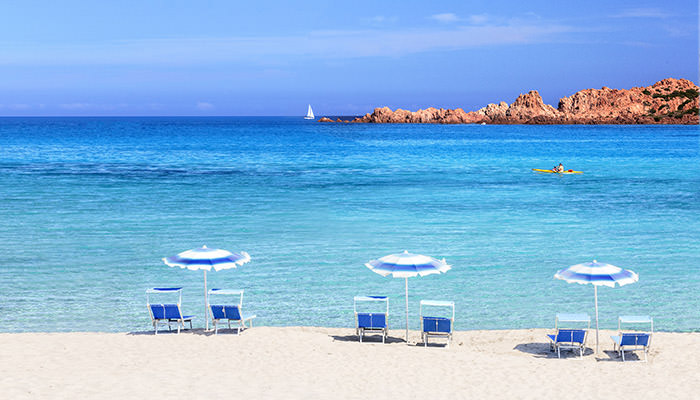 Ideas and suggestions for a holiday for two in September in Sardinia