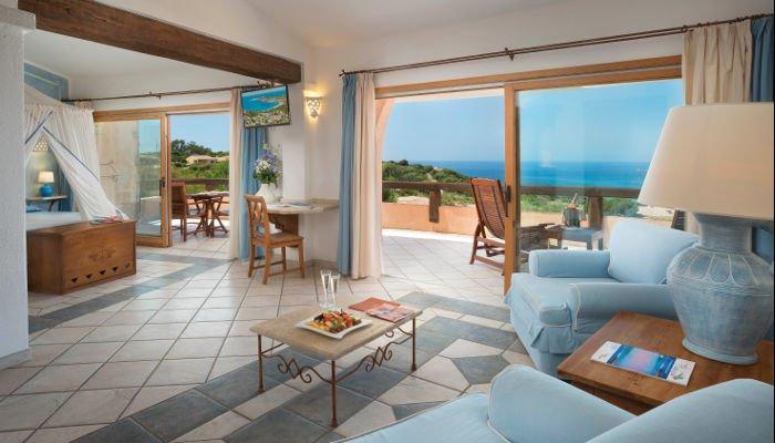 Scopri il nord sardegna la guida dell isola firmata marinedda for Design hotel 5 stelle